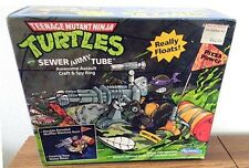 NEW ~ TMNT SEWER ARMY TUBE ~ TEENAGE MUTANT TURTLES ~ Sealed ~ PLAYMATES