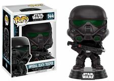 Funko POP! Star Wars Rogue One: Imperial Death Trooper Vinyl Bobble-Head 144 NEW