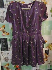 Beautiful Juicy Couture Girls Bumble Bee Dress Size 14 in Excellent Condition