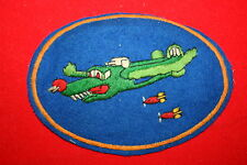 705TH BOMB SQUADRON SQDN PATCH COPY A2 JACKET PATCH 8TH AAF 446 GROUP WW2