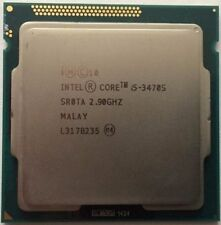 Intel Core i5-3470s, 2,9 GHz processore quad-core, LGA1155, perfetto ordine! LOOK!