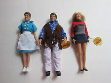 EXCLUSIVE PREMIERE LIMITED EDITION DOLLS THE BRADY BUNCH GREG ALICE MARSHA