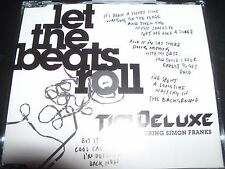 Tim Deluxe Feat Simon Franks Let The Beat Roll Aust Remixes CD Single - New