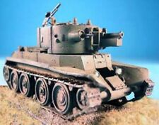 Milicast BR06 1/76 Resin WWII Russian BT7A 76.2mm Artillery Tank