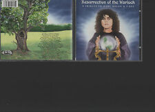 V.A.:  Resurrection of the Warlock A tribute to Marc Bolan & T.Rex