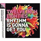 Various - Twelve Inch Eighties: Rhythm Is Gonna Get You (2016)  3CD  NEW/SEALED