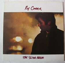RY COODER  (LP 33 Tours)  THE SLIDE AREA