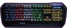 Tesoro Lobera Full Color Illumination Plunger Keyboard TS-G5NL
