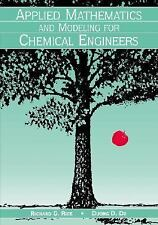 Applied Mathematics for Chemical Engineers (Wiley Series in Chemical Engineering