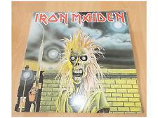 Iron Maiden - same - LP - Harvest – ST-12094  - Canada