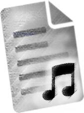 Passacaglia G Minor / Chaconne D Minor Handel, George Frideric piano
