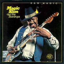 Raw Magic - Magic Slim & Teardrops (1990, CD NEUF)