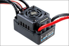 Hobbywing EZRUN Waterproof SC8 SCT 120A Brushless ESC for 1:8 1:10 SCT SPORT Car