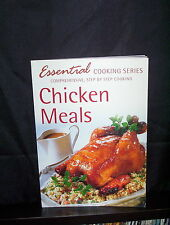 Chicken Meals - Essential Cooking Series - NEW -  (Paperback, 2007)