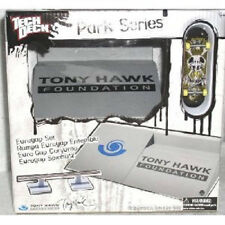 Tech Deck Tony Hawk Park Series Eurogap - Silver Skateboarding