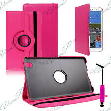Leather Case Cover Shell 360 tablet Samsung Galaxy Tab Pro 8.4 SM-T320 T321 T325