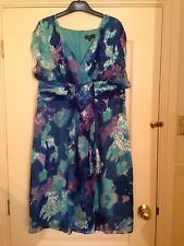 Gorgeous Alexon dress size 16 holiday party cruise lightweight