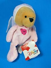 The Disney Store - Mini Bean Bag Plush - MBBP Angel Pooh