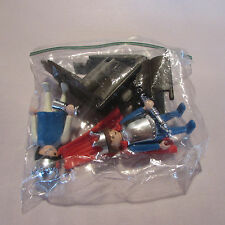 Playmobil nice king prince thrones  lot figures crown accessories