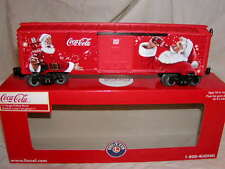 Lionel 6-82879 Coca Cola Santa Box Car O-27 MIB New 2016 Coke Made USA Christmas