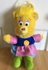 Disney Gummi Bears Sunni Plush Fisher Price 1985 Plush