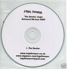 (407Q) Loyal Trooper, The Doctor - DJ CD