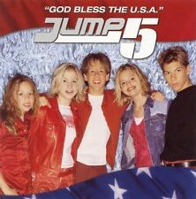 God Bless The USA 2001 by Jump5 *NO CASE DISC ONLY*
