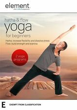 Element: Hatha and Flow Yoga for Beginners - Ashtanga NEW R4 DVD