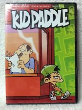 KidPaddle Kid Paddle Animated Series about a Video Game Living Kid Brand New!