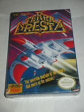 Terra Cresta (Nintendo NES) NEW Factory Sealed #2