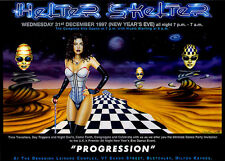 HELTER SKELTER - PROGRESSION (DRUM N BASS CD'S) NEW YEARS EVE 1997