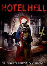 Hotel Hell (DVD, 2016) USED VERY GOOD