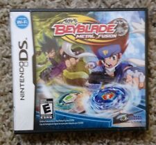 NEW DS Beyblade: Metal Fusion Nintendo DS Kids Game E