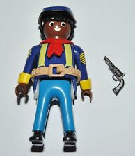 36180 Buffalo Soldier, 9th/10th US cavalry ACW 1870 Sargento CUSTOM playmobil