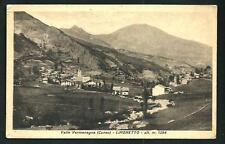 Limonetto ( Frazione di Limone Piemonte / Cuneo ) - cartolina viaggiata nel 1940