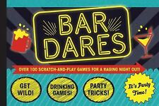 NEW! Bar Dares:100 Scratch-and-Play Games for a Raging Night Out! by Lynne Stan