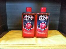 2 Pack- Race Glaze LAS Car Wash- Simply the Best! + 4 Microfibers