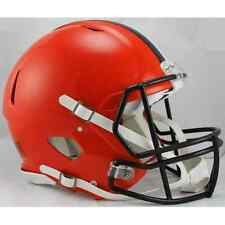CLEVELAND BROWNS NFL Riddell SPEED Full Size AUTHENTIC Football Helmet