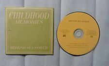 British Sea Power Chilhood Memories CD