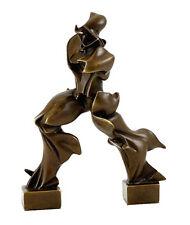 Moden Art Bronze - Einzigartige Formen der Kontinuität im Raum - sign. Boccioni