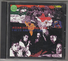 ASIAN DUB FOUNDATION - facts and fictions CD