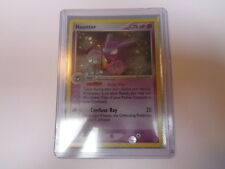 POKEMON TCG #34/112 HAUNTER EX FIRERED LEAFGREEN REV HOLO - MINT/NM - HTF