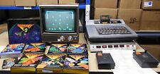 Magnavox Odyssey 2 Game System with 8 Games Original Box and Working!