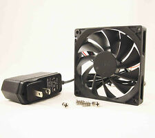 92mm 15mm New AC Fan 110V 115V 120V AC Cooling Kit Ball Bearing Cabinet 1317*