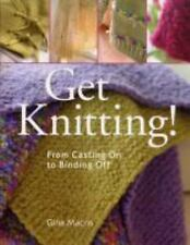 Get Knitting!: From Casting On to Binding Off-ExLibrary