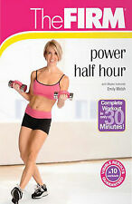 New The Firm: Power Half Hour Complete Workout Video In Only 30 Minutes!!!