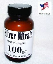 Silver Nitrate Quality Reagent - 100 grams