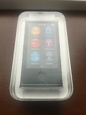 Apple iPod Nano 7th Generation Gen (16 GB) Space Gray New