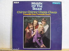 """★★ 12"""" LP - MIDDLE OF THE ROAD - Chirpy Chirpy Cheep Cheep - RCA GER / 1971"""