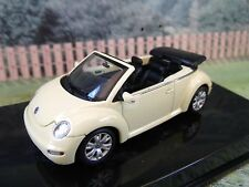 1/43 Autoart VW New Beetle cabrio
